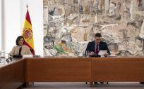 El presidente del Gobierno, Pedro Sánchez, preside este jueves el Comité Técnico para la Desescalada (Foto: La Moncloa)