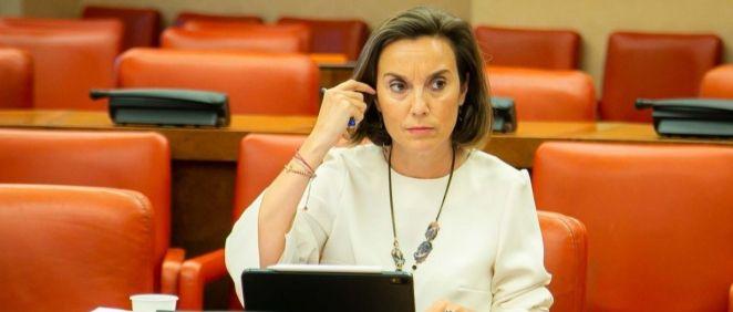 Cuca Gamarra, diputada del PP (Foto: Congreso)