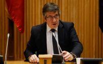 Patxi López, presidente de la Comisión para la Reconstrucción Social y Económica (Foto: Congreso)