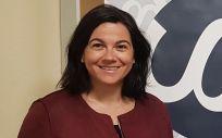 Cristina Alonso Buzón, presidenta de la Sociedad Española de Medicina Geriátrica (Semeg). (Foto. Semeg)