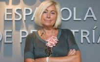 La doctora Inma Calvo, vicepresidenta de Especialidades Pediátricas de la Asociación Española de Pediatría (AEP). (Foto. AEP)