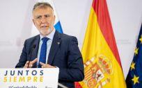 El presidente de Canarias, Ángel Víctor Torres (Foto. Gobierno de Canarias)