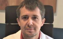 Dr. Llanero, servicio de Neurología del Hospital Ruber (Foto: Hospital Ruber)