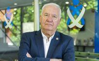 Florentino Pérez Raya, presidente del Consejo General de Enfermería (Foto: CGE)