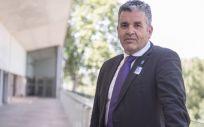 Tato Vázquez Lima, vicepresidente de la Sociedad Española de Medicina de Urgencias y Emergencias (Semes). (Foto. Chelo Lozano)