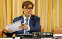 Salvador Illa, ministro de Sanidad (Foto: Congreso)