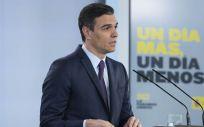 El presidente del Gobierno, Pedro Sánchez (Foto. La Moncloa)