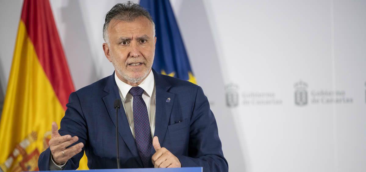 Ángel Víctor Torres alude a la necesidad de responsabilidad