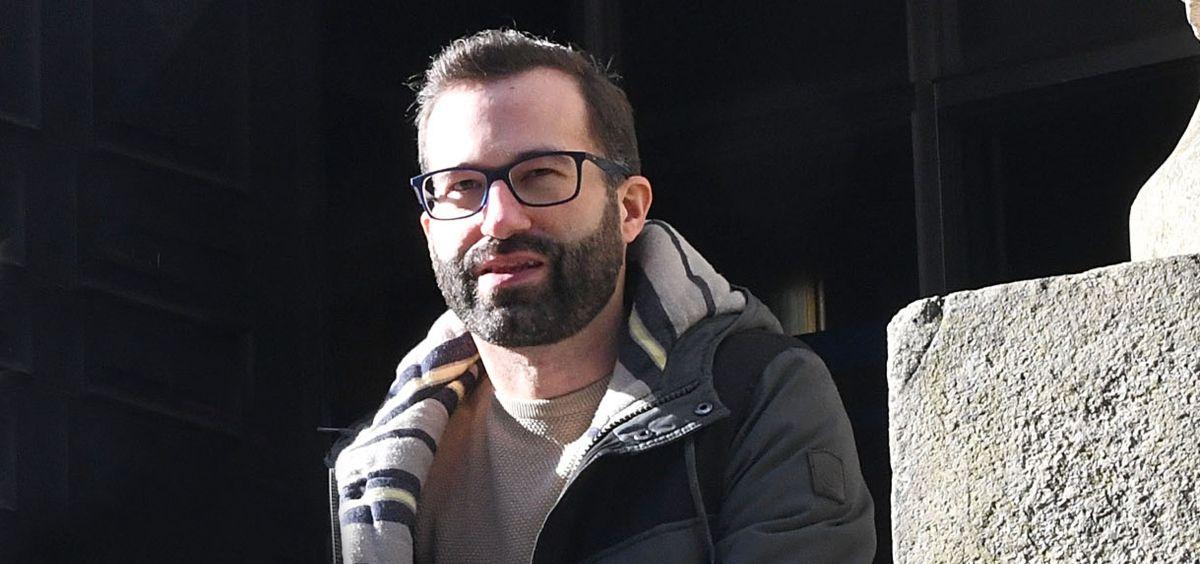 Dominic Royé (Foto. ConSalud)