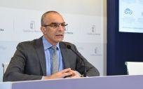 El director general de Salud Pública, Juan Camacho (Foto. Sescam)