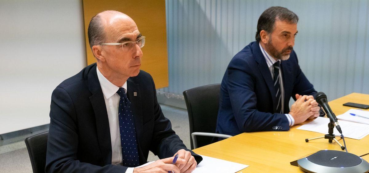 El consejero de Sanidad de la Xunta de Galicia, Jesús Vázquez Almuiña (Foto. Xunta de Galicia)