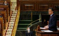 Pedro Sánchez, presidente del Gobierno (Foto: Congreso)