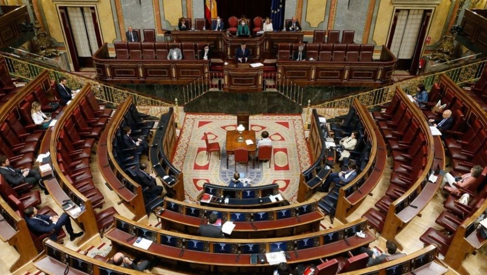 Pleno del Congreso de los Diputados (Foto: Congreso)