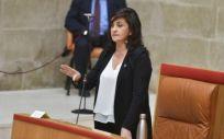 Presidenta del Gobierno de La Rioja, Concha Andreu (Foto. Gobierno de La Rioja)