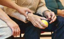 Apoyo psicológico en las residencias de mayores de La Rioja (Foto. Gobierno de la Rioja)