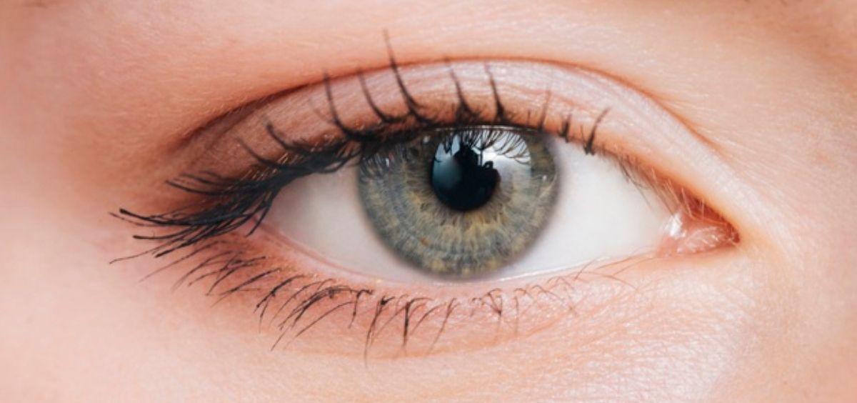 Fotografía del ojo de una mujer (Foto. Freepik)