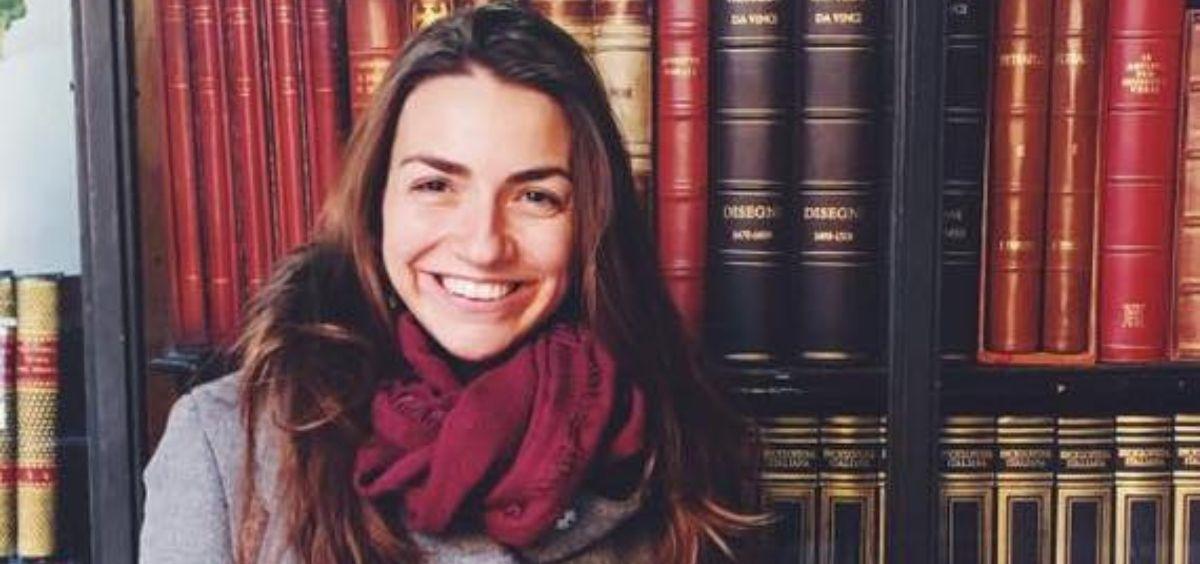 Rocío Belda, vicepresidenta y fundadora de Médicos Unidos por sus Derechos (MUD).