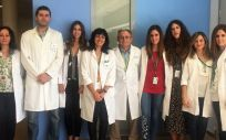 Fotografía del grupo de investigadores del Ciberfes (Foto. ConSalud)