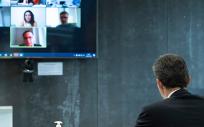 Reunión Duque con empresas innovadoras (Foto: Ciencia)
