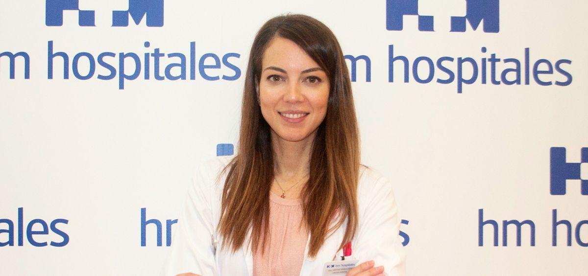 Dra. Cristina Varela (Foto. ConSalud)