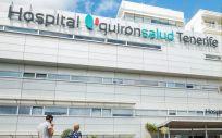 Fachada del Hospital Quirónsalud Tenerife (Foto: Quirónsalud)