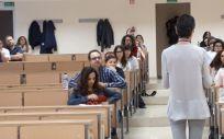 OPE del Servicio Andaluz Salud (Foto: SAS)