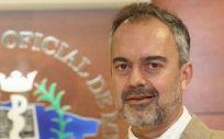 El doctor Adolfo Toledano, otorrinolaringólogo especializado en olfato de la Unidad de ORL del Hospital Ruber Internacional