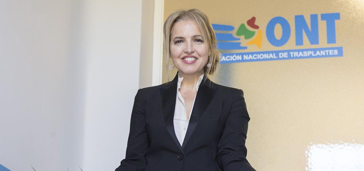 La directora general de la Organización Nacional de Trasplantes, Beatriz Domínguez-Gil (Foto: ONT)