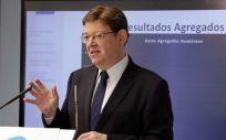 El presidente de la Generalitat Valenciana, Ximo Puig (Foto. Generalitad Valenciana)