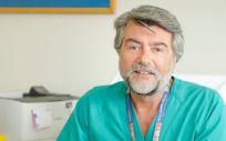 El presidente de la Sociedad Española de Neonatología, Manuel Sánchez Luna. (Foto. SENeo)