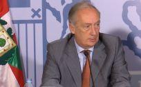 Juan Luis Diego Casals, director general de Osakidetza (Foto. Irekia - Gobierno Abierto de Euskadi)
