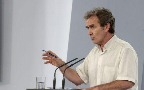 España, en ascenso de contagios y a la espera de sobrepasar el pico de infectados por Covid