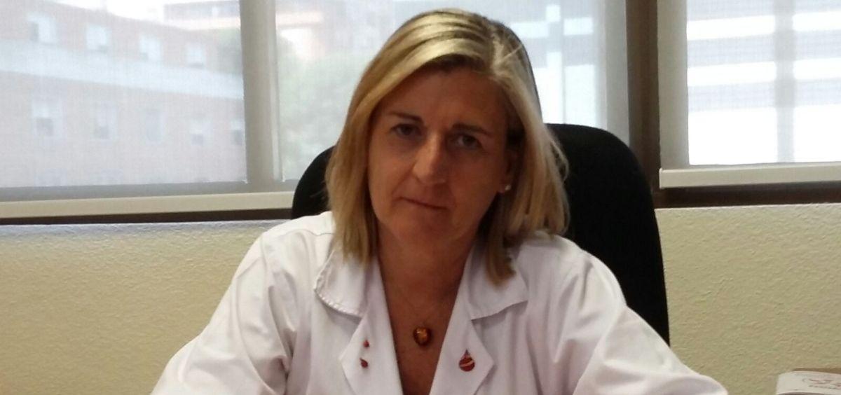 Cristina Arbona, vocal de la Sociedad Española de Hematología y Hemoterapia (SEHH) y directora del Centro de Transfusión de la Comunidad Valenciana (Foto. ConSalud)