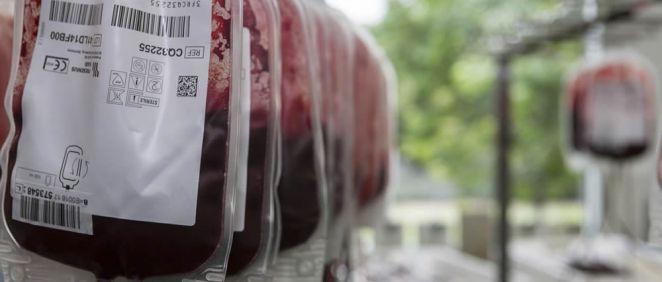 Donaciones de sangre en la Comunidad de Madrid (Foto: Centro de Transfusión)
