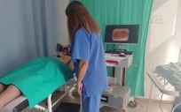 Servicio de Dermatología del Hospital Universitario de la Ribera (Foto. Comunidad Valenciana)