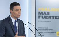 Pedro Sánchez, presidente del Gobierno de España. (Foto. La Moncloa)