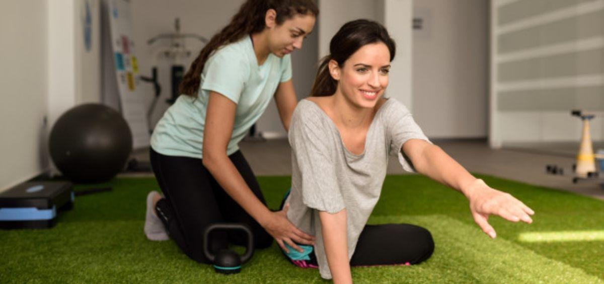 Solo el 35% de los pacientes con enfermedad reumática realiza los mínimos de ejercicio físico recomendado (Foto. Freepik)