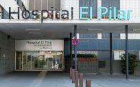 Fachada del Hospital El Pilar de Barcelona (Foto: Quirónsalud)