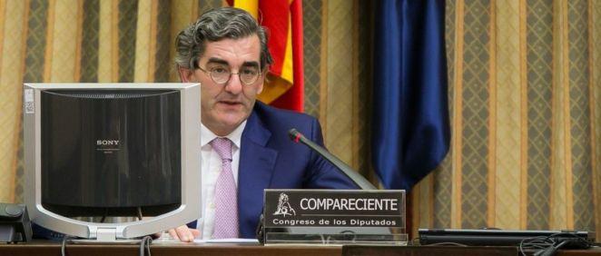 Juan Abarca, presidente de la Fundación IDIS (Foto: Congreso)