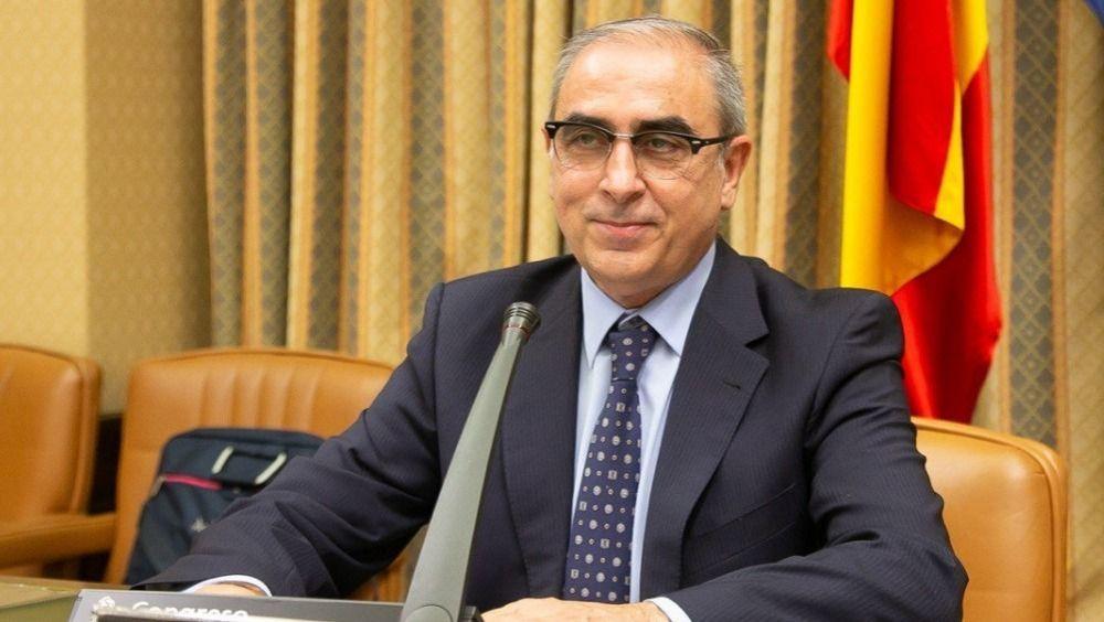 José Martínez Olmos, profesor de la Escuela Andaluza de Salud Pública y ex secretario general de Sanidad (Foto: Congreso)