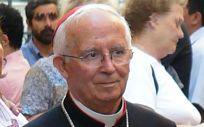 El cardenal arzobispo de Valencia, Antonio Cañizares (Foto. Wikipedia)