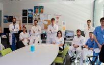 Equipo de profesionales del Servicio de Urología de Son Espases (Foto. GOIB)