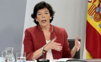Isabel Celaá, ministra de Educación y Formación Profesional (Foto: Pool Moncloa / JM Cuadrado)