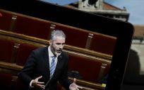 Jorge Soler, diputado de Ciudadanos en el Parlamento de Cataluña (Foto. Ciudadanos)