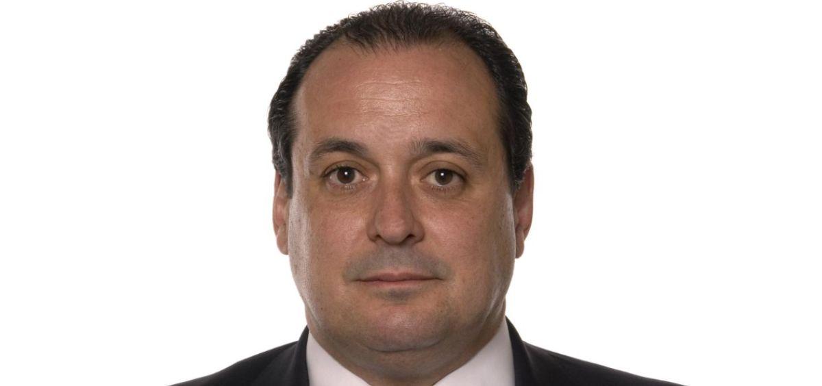 Blas Trujillo, nuevo consejero de Sanidad del Canarias (Foto. Parlamento de Canarias)