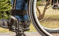 Persona en silla de ruedas. (Foto. Pixabay)