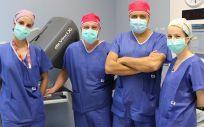 Profesionales del Hospital Rey Juan Carlos (Foto. ConSalud)