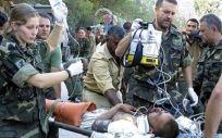 Los médicos del Ejército sí pueden ser especialistas en Urgencias