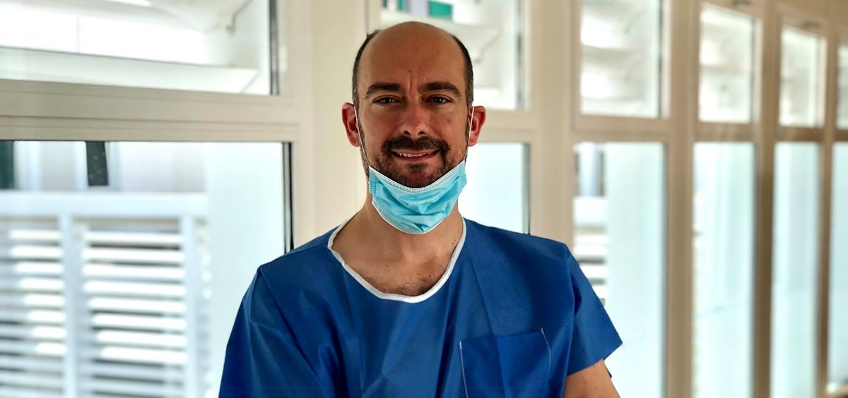 El doctor Javier Romero Vázquez (Foto. Quirónsalud)