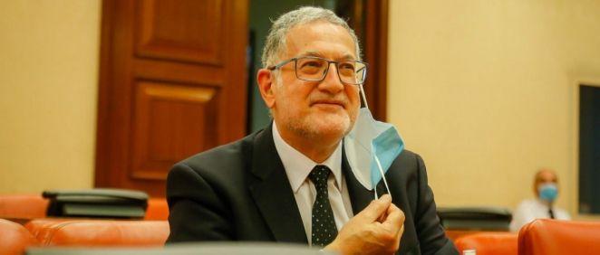 Juan Luis Steegman, portavoz de Sanidad de Vox (Foto: Congreso)